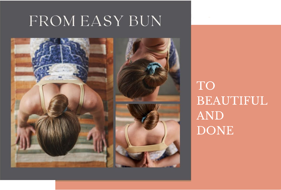 From Easy Bun To Beautiful And Done | CharlieCurls Heatless Hair Curler
